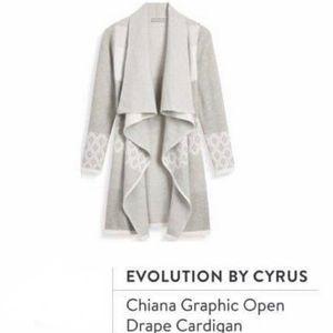 Cyrus Evolution Modern Chiana Cardigan Sweater